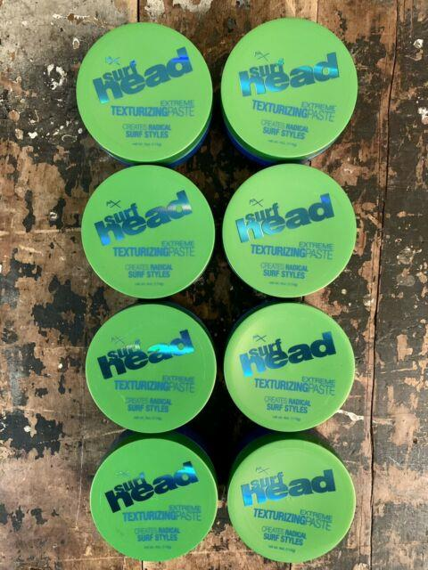 Fx Surf Head Texturizing Paste (8) 4oz. Containers Discontinued