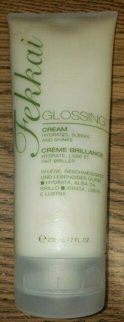Fekkai Brilliant Glossing Styling Creme 7 Oz Discontinued Brand New Olive Oil