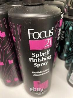 Focus 21 Splash Finishing Spray 32oz