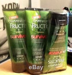 Garnier Fructis Survivor Tough it Out Glue Extreme