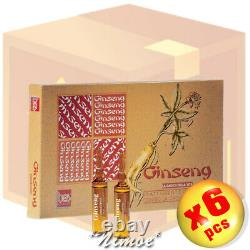 Ginseng Lotion Active BES Box 6 X 12x10ml Treatment Intensive Against Fall