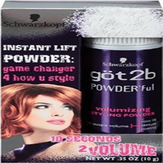 Got 2b Powder Ful Volumizing Style Powder 0.35oz (3 Pack) Hair Care & Styling Ne