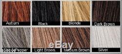 Hair-tek Hair Building Fibers Instantly Conceal Balding Color 6- 84gms Black