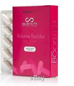 Hairfinity Volume Builder Amino Acid Booster 30 ea (Pack of 8)