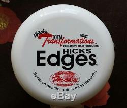 Hicks Total Transformations Hicks Edges Gel 4 oz / 118 ml