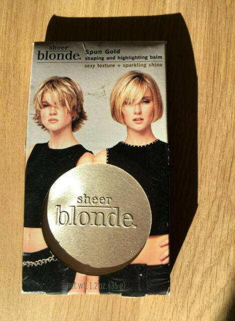 John Frieda Sheer Blonde Spun Gold Bnib