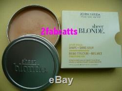 John Frieda Sheer Blonde Spun Gold Shaping Highlighting Balm Wax Shimmer BNIB