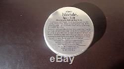 John Frieda Sheer Blonde Spun Gold Shaping Highlighting Shine Balm Tin Hair HTF
