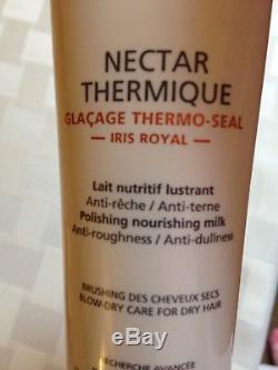 KERASTASE NUTRITIVE Bain Magistral, Creme Magistral, Nectar Thermique, Touche P