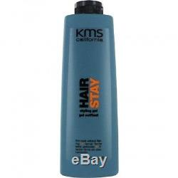 KMS California Hair Stay Styling Gel, 25.3 Ounce, New, Free Shipping
