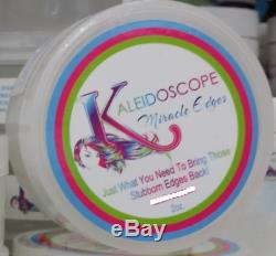Kaleidoscope Miracle Drops Hair Growth Oil, Sleek Edge, Detangler Spray-YOU PICK