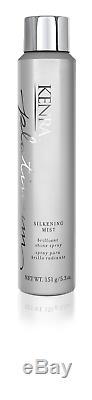 Kenra Platinum Silkening Mist Spray, 55% VOC, 5.3-Ounce