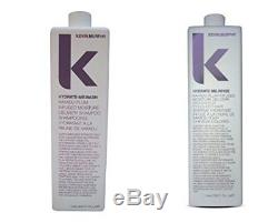 Kevin Murphy Hydrate Me Wash Rinse DUO set liter / 33.8oz NEW