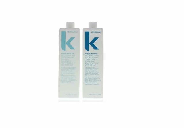 Kevin Murphy Repair Me Wash & Rinse 33.6oz Liter Each Set