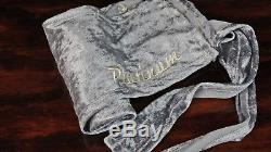 King Scorpion 360 Large 38 Custom Unisex Fat Lace Du-Rag/Hair Wrap Platinum