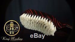 King Scorpion 360 Wave Brush Custom Handcrafted 360 Wave Brush Medium