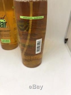 (LOT OF 3) Wella Liquid Hair Restructurizer Spray Soft Hold 6.8 oz Each