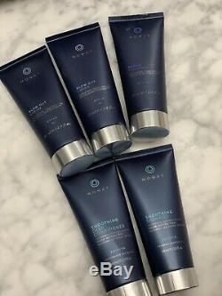 LOT Of Monat Hair Products (Shampoo, Conditioners, Styling) Some Brand New