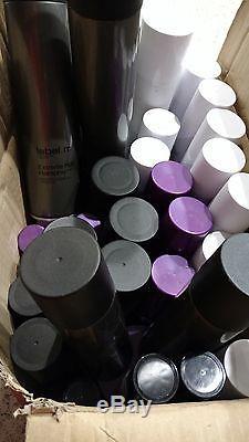 Label. M Shampoo Hair Spray Masks Lot of New Salon Product