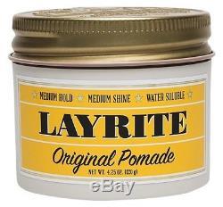 Layrite Original Hair Pomade 4.25 oz Box of 12