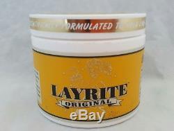 Layrite Original Pomade, 4 OZ