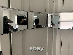 Lipfis Self Cut System 3 Way Mirror Break Resistant With Custom L. E. DS Used