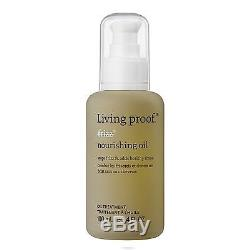Living Proof No Frizz Nourishing Oil 3.4 Ounce 3.4 oz