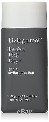 Living Proof Perfect Hair Day 5-in-1 Styling Treatment 4 Ounce 4 fl. Oz