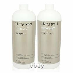 Living proof timeless shampoo & conditioner one pair new -32 fl oz
