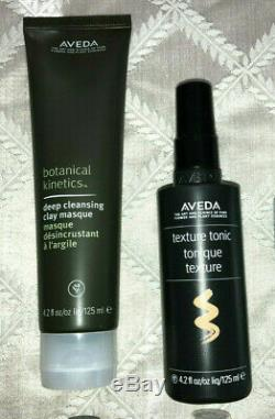 Lot 9 AVEDA Tonic Smooth Infusion Thickening Smoothing Fluid Heat Relief $181
