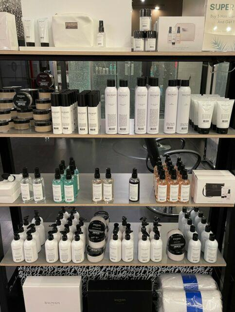 Lot Of Balmain Hair Care Products