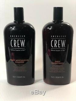 Lot of 14 American Crew Hair Products Shampoos Conditioners Gels Etc