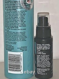 Lot of 2- Focus 21 SEA PLASMA Facial Spray Skin Hair Re-Hydrant Moisturizer RARE