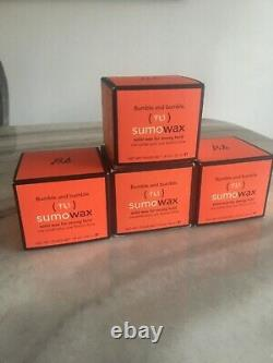 Lot of 9 Bumble And Bumble Sumo Wax 50ml Boxes