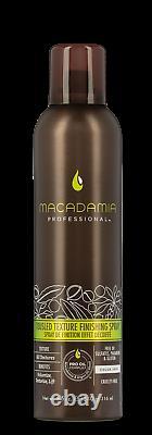 Macadamia Tousled Texture Finishing Spray 8.5 Oz Texturizing Volume Hairspray