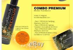 Magik Beauty Premium Combo (15 Products)