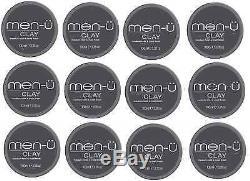 Men-U Clay 100ml Pack of 12