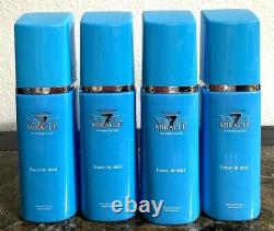 Miracle 7 For Heavenly Hair Leave-In Mist 5 fl oz Fast Ship 5 fl oz Lot of 4 New