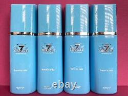Miracle 7 For Heavenly Hair Leave-In Mist 5 oz Lot of 4 Free Priority Mail