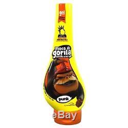 Moco de Gorila Gorilla Snot Hair Gel Punk Strong Hold 11.9 oz