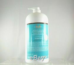 Moroccanoil Hydrating Shampoo & Conditioner 67.6 oz / 2 L Combo Set Fast Ship