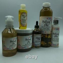 NATURAL CHIC 6 step moisturizing kit