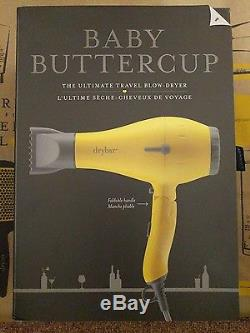 NEW Drybar Blowout Buttercup Blow Dryer Hairdryer Yellow FREE SHIPPING