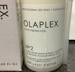 NEW Olaplex No. 2 Bond Perfector 67.62 oz. /2000 ml. Authentic