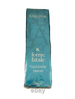 NIB Kèratese FORME FATALE Blow Dry Gel STRONG HOLD 4.2 oz /125ml SEALED
