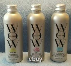 New Rare Huge Lot Of 10+ Items Color Wow Hair & Make Up Products Awesome