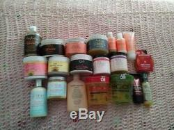 NewithNever Used Natural Hair Curly Hair Care Lot
