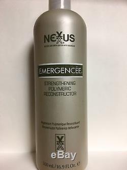 Nexxus Emergencee 16.9oz