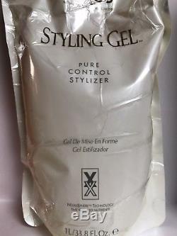 Nexxus Styling Gel Pure Control Stylizer 33.8oz