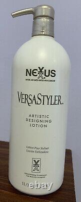 Nexxus VERSASTYLER Artisitic Designing Lotion 33.8 oz
